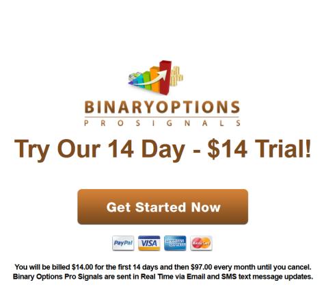 Binary options bankroll